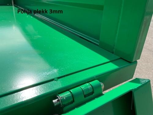 sisemine põhjaplekk ,3mm pakusega