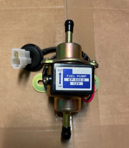Kubota 12v kütuse etteande pump,